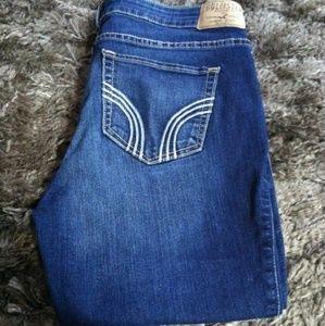 Hollister Super Skinny Jeans 7R, 28x31